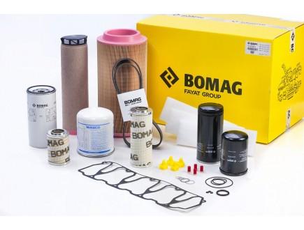 Запчасти для спецтехники Bomag