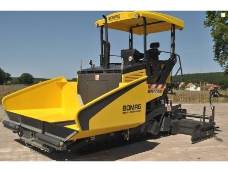 BOMAG BF300