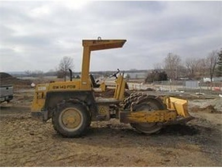 BOMAG BW142A