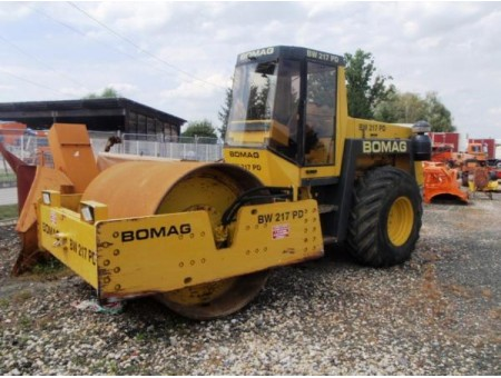 BOMAG BW217PD