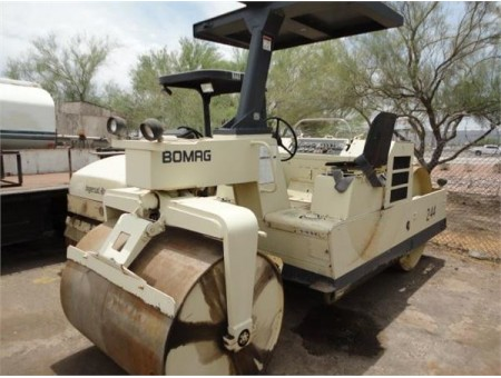 BOMAG BW9AS