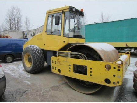 BOMAG BW10A