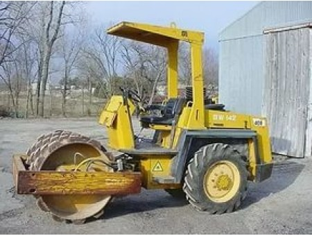 BOMAG BW142PD