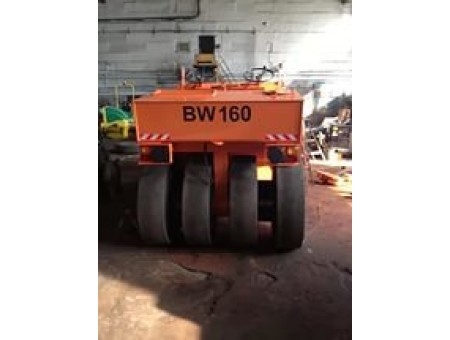 BOMAG BW160A3
