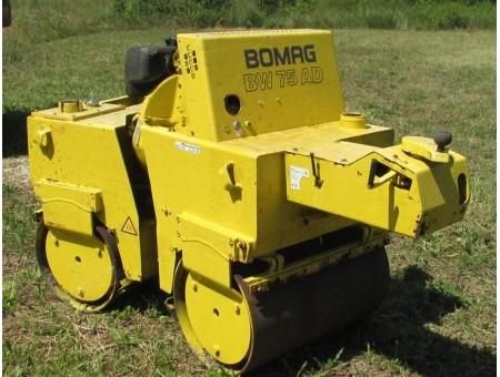 BOMAG BW75AD