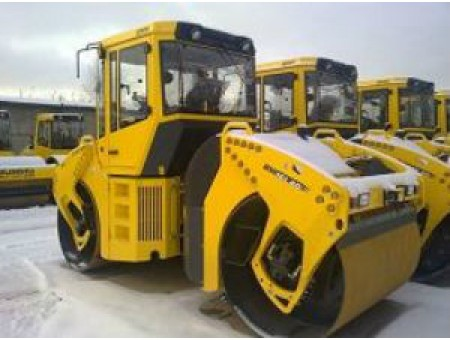 BOMAG BW160A