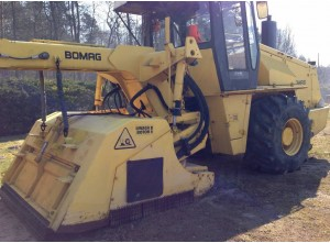 Стабилизатор почвы Bomag